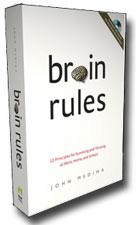 """Brain Rules"" by John Medina"