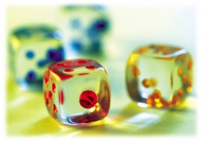Rolling the dice