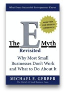 """The E-Myth Revisited"" by Michael Gerber"