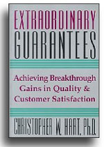 """Extraordinary Guarantees"" by Christopher W. Hart"
