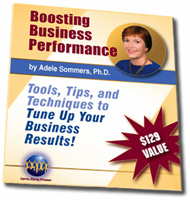 Boosting Business Performance newsletter