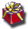 A gift package