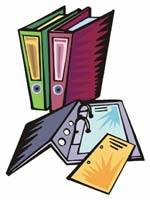 Information in binders