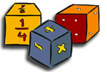 Multipliers on blocks