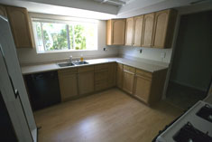 Photo of kitchen, after renovation