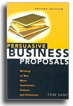 """Persuasive Business Proposals"" by Tom Sant"