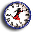 Woman running out of time